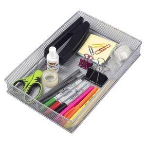 Mesh Office Desk Drawer Organizer